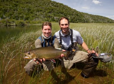 Hiking Patagonia Podcast Itinerant Angler Justin Witt