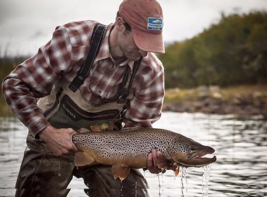 Justin Witt Fly Fishing Guide